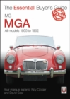 MGA 1955-1962 : The Essential Buyer's Guide - Book