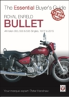 Royal Enfield Bullet : 350, 500 & 535 Singles, 1977-2015 - Book