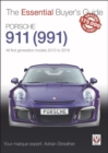 Porsche 911 (991) : All first generation models 2012 to 2016 - Book
