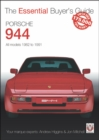 Porsche 944 : All models 1982-1991 - Book