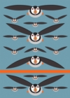 I Like Birds: Flying Puffins Spot & Jot - Book