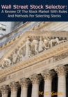 Wall Street Stock Selector - eBook