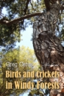 Birds and Crickets in Windy Forests - eAudiobook