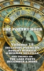 The Poetry Hour - Volume 19 - eBook