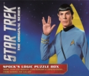 Star Trek: Spock's Puzzle Box - Book