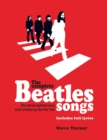 The Complete Beatles Songs - Book