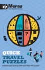 Mensa: Quick Travel Puzzles - Book