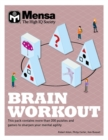 Mensa Brain Workout Pack - Book