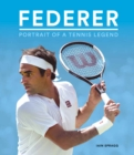 Federer: Portrait of a Tennis Legend - Book