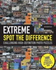 Extreme Spot the Difference : Challenging High-Definition Photo Puzzles - Book