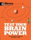 Mensa - Test Your Brainpower : Over 350 puzzles to challenge your mental fitness - Book