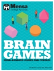 Mensa Brain Games Pack : Mind-bending games and puzzles - Book