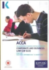CORPORATE AND BUSINESS LAW (GLOBAL) - Study Text - Book