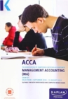 MANAGEMENT ACCOUNTING (MA) - POCKET NOTES - Book