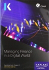 E1 MANAGING FINANCE IN A DIGITAL WORLD - STUDY TEXT - Book