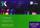 F1 FINANCIAL REPORTING - REVISION KIT - Book
