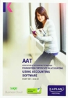 USING ACCOUNTING SOFTWARE - STUDY TEXT - Book