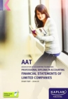 FINANCIAL STATEMENTS OF LIMITED COMPANIES - STUDY TEXT - Book