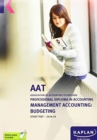 MANAGEMENT ACCOUNTING:BUDGETING - STUDY TEXT - Book