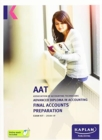 FINAL ACCOUNTS PREPARATION - EXAM KIT - Book