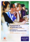FAB - ACCOUNTANT IN BUSINESS - STUDY TEXT - Book