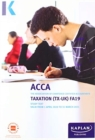 TAXATION (TX-UK) (FA19) - STUDY TEXT - Book