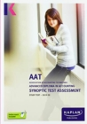ADVANCED DIPLOMA IN ACCOUNTING SYNOPTIC TEST ASSESSMENT - STUDY TEXT - Book