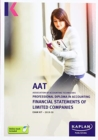 FINANCIAL STATEMENTS OF LIMITED COMPANIES - EXAM KIT - Book
