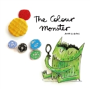 The Colour Monster - Book