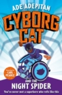 Cyborg Cat and the Night Spider - Book