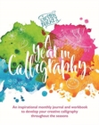 Kirsten Burke's A Year in Calligraphy - Book