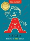 Paul Thurlby's Alphabet : With a pull-out FRIEZE to display - Book