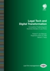 Legal Tech and Digital Transformation : Competitive Positioning and Business Models of Law Firms - Book