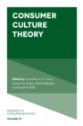 Consumer Culture Theory - Book