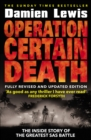 Operation Certain Death - Book