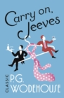 Carry On, Jeeves : (Jeeves & Wooster) - Book