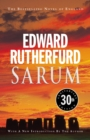 Sarum : 30th anniversary edition of the bestselling novel of England - Book