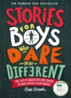 Stories for Boys Who Dare to be Different - Book