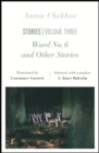 Ward No. 6 and Other Stories (riverrun editions) : a unique selection of Chekhov's novellas - Book