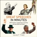 Great Speeches in Minutes - Book