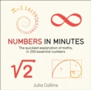 Numbers in Minutes - Book