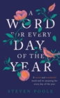 A Word for Every Day of the Year - eBook