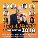 Just a Minute: Best of 2018 : 4 episodes of the much-loved BBC Radio comedy game - Book