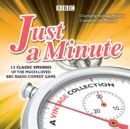 Just a Minute: A Vintage Collection : 12 classic episodes of the much-loved BBC Radio comedy game - Book