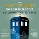 Doctor Who: The Lost TV Episodes Collection Two : 1st Doctor TV Soundtracks - Book