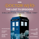 Doctor Who: The Lost TV Episodes Collection Three : 1st and 2nd Doctor TV Soundtracks - Book
