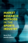 Market Research Methods in the Sports Industry - Book