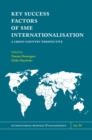 Key Success Factors of SME Internationalisation : A Cross-Country Perspective - Book
