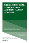 Social Movements, Stakeholders and Non-Market Strategy - eBook