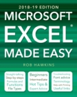 Microsoft Excel Made Easy (2018-19 Edition) - Book
